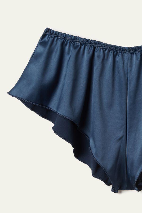 Chic Satin Shorts