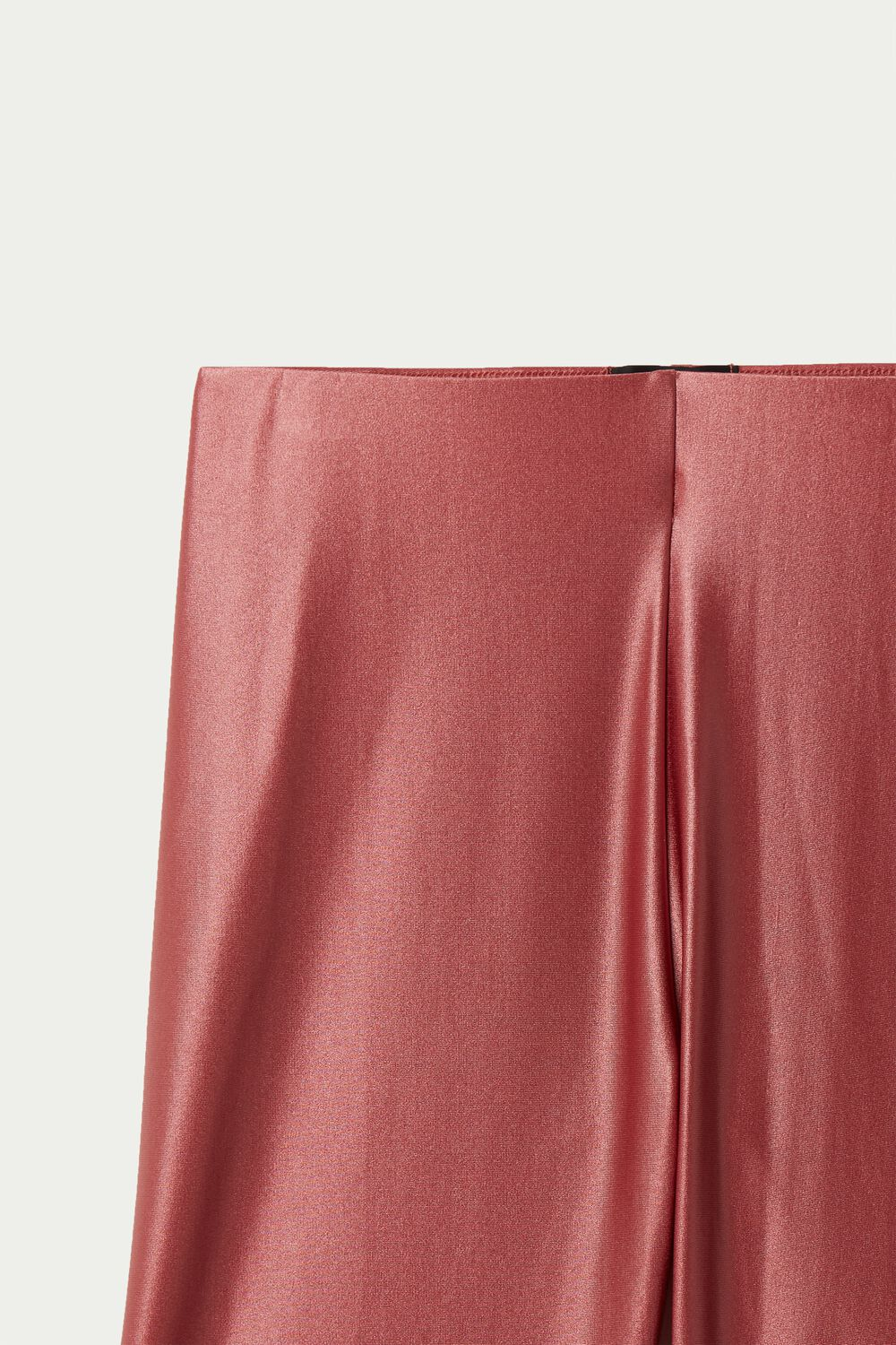 Cycling Shorts in Glossy Microfibre
