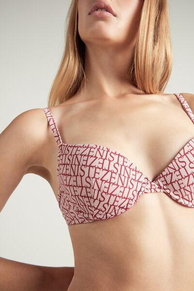 Reggiseno Push-up Athens in Microfibra