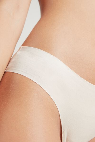 Seamless Cotton Briefs