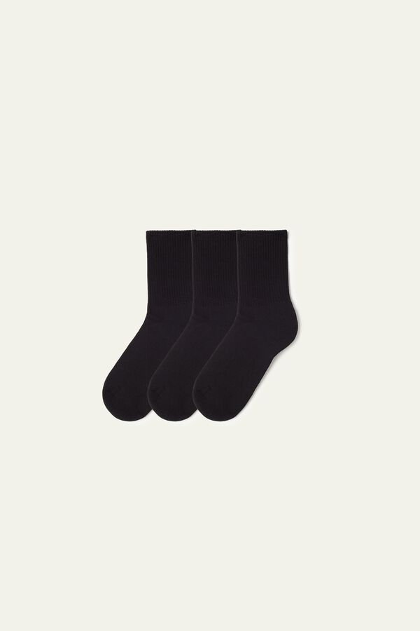 3 x Short Sports Socks