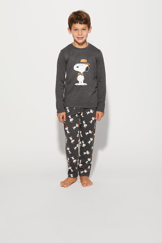 Dlhé Pyžamo Snoopy Hipster