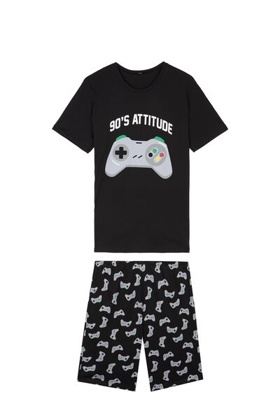 Men's Short '90s Attitude Pyjamas