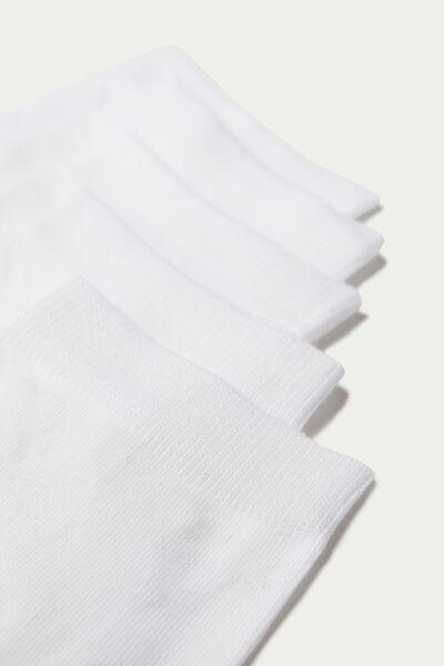 5 X Очень Короткие Носки из Хлопка