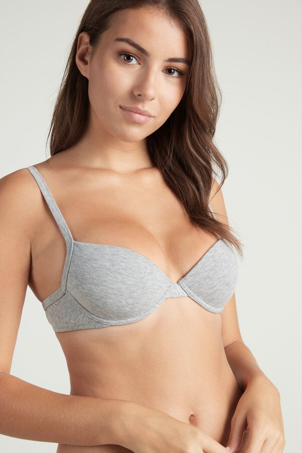 Athens Push-Up Bra in Cotton