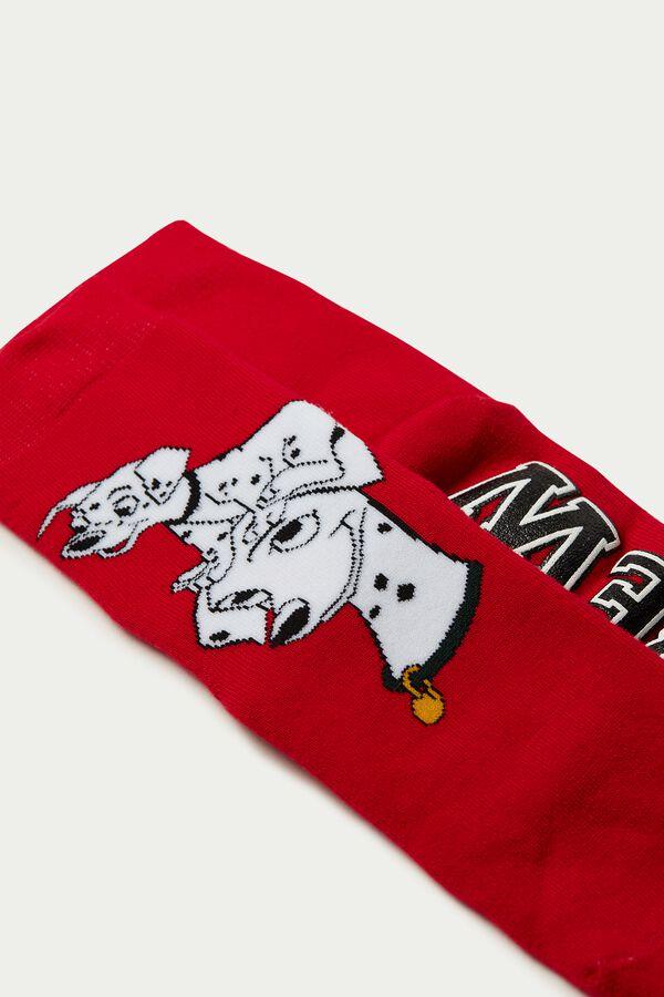 Non-Slip 101 Dalmatians Socks