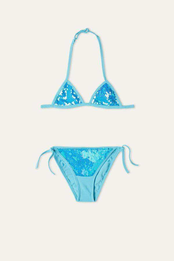 Girls' Triangle Bikini