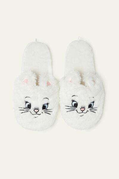 Disney Aristocats Fleece Slippers