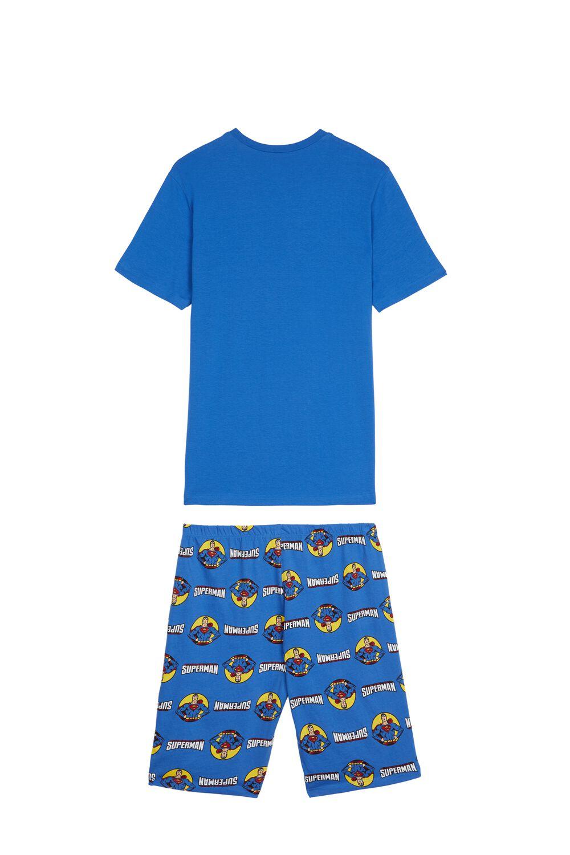 Men's Comics Short Pajamas