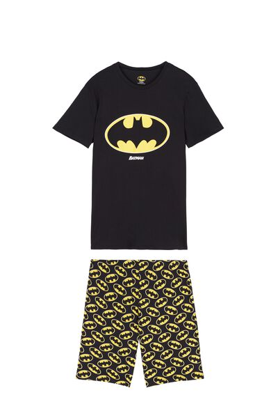 Men's Short Comic Strip Pyjamas