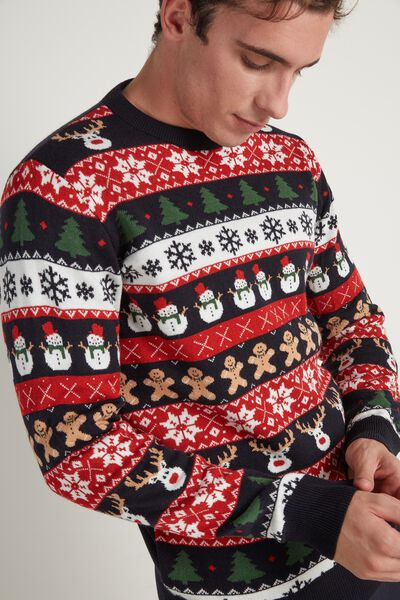 Long Sleeved Christmas Top