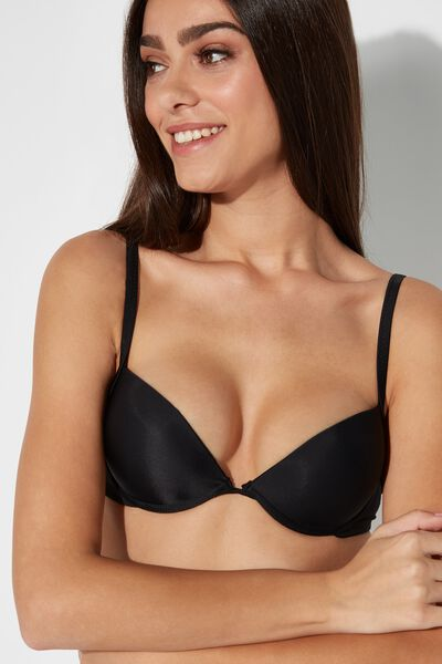 Moscow Graduated Push-up Bra in Microfibre