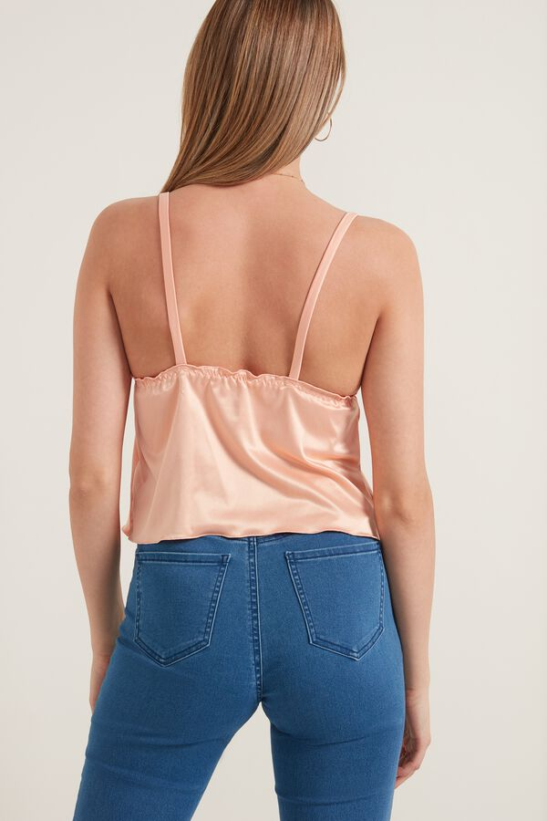 Chic Satin Camisole