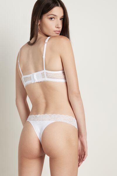 Romantic Lace Cheeky