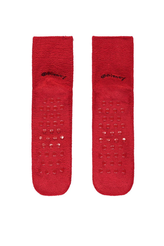 Non-Slip Daisy DuckⒸ Christmas Socks