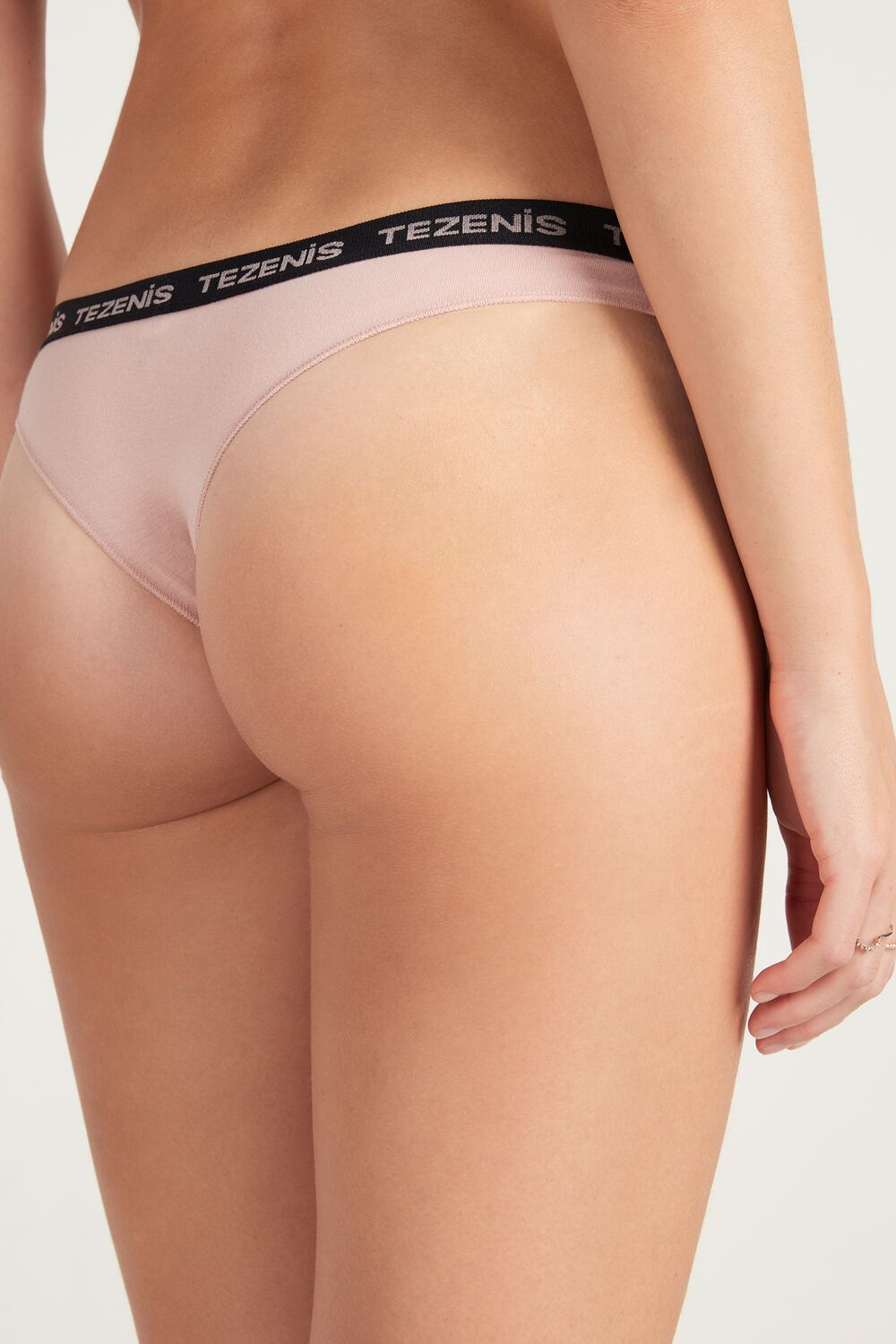 Natural Cotton Brazilian Briefs