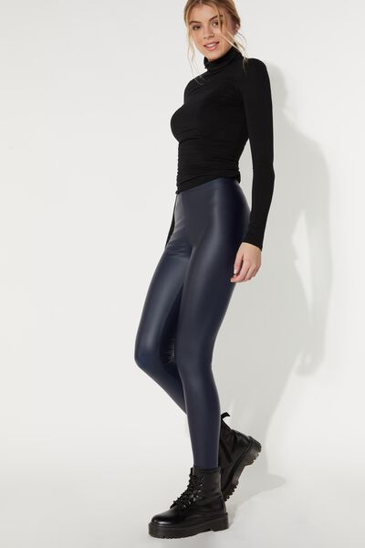 Műbőr Leggings