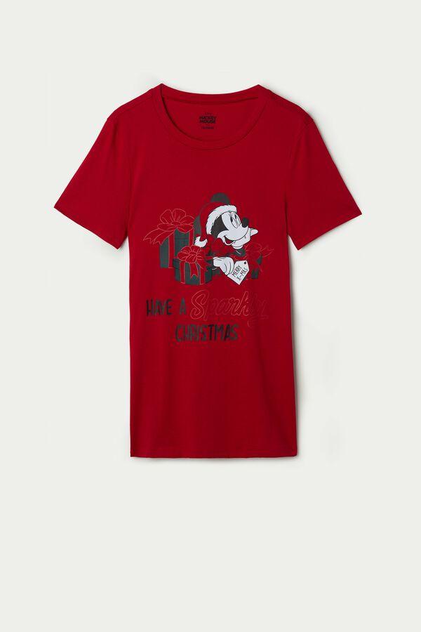 Bavlnené Tričko Mickey Mouse