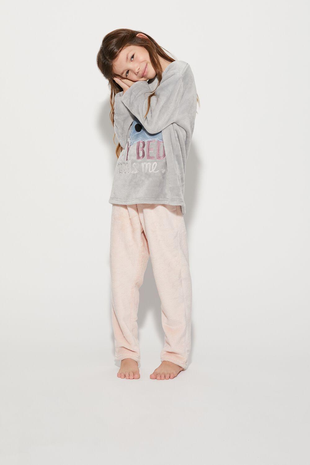 Dlhé Flaušové Pyžamo s Koalou