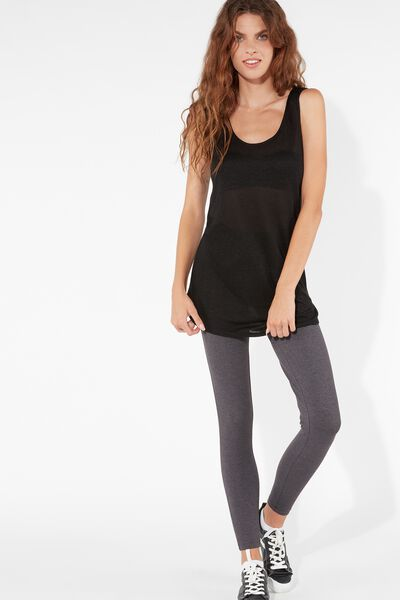 Leggings Basic de Algodón