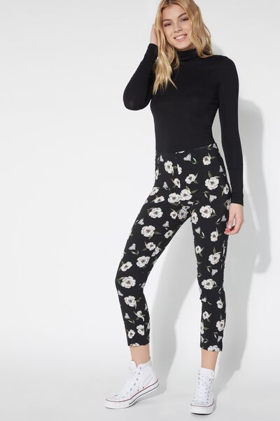 Leggings Capri Estampados