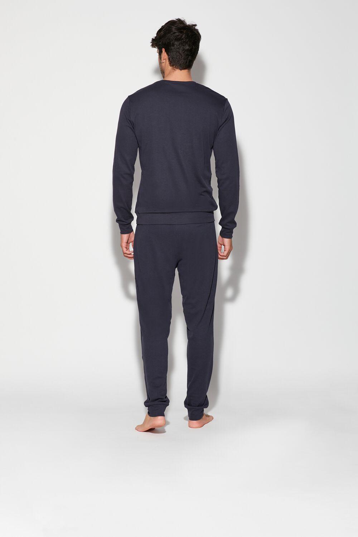 Men's Long Sidney Pajamas