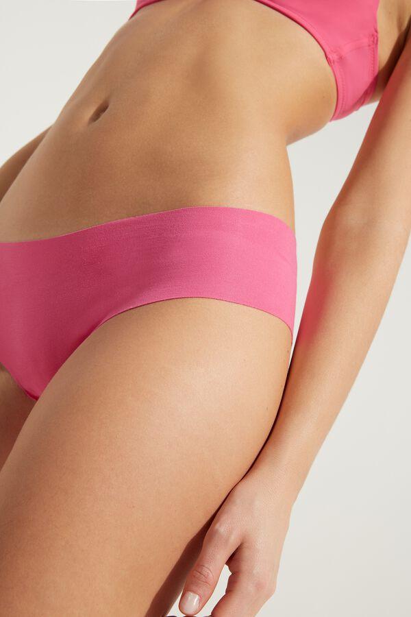 Laser Cut Cotton French Panties
