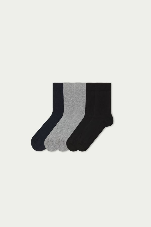 5 X Lightweight Short Cotton Socks