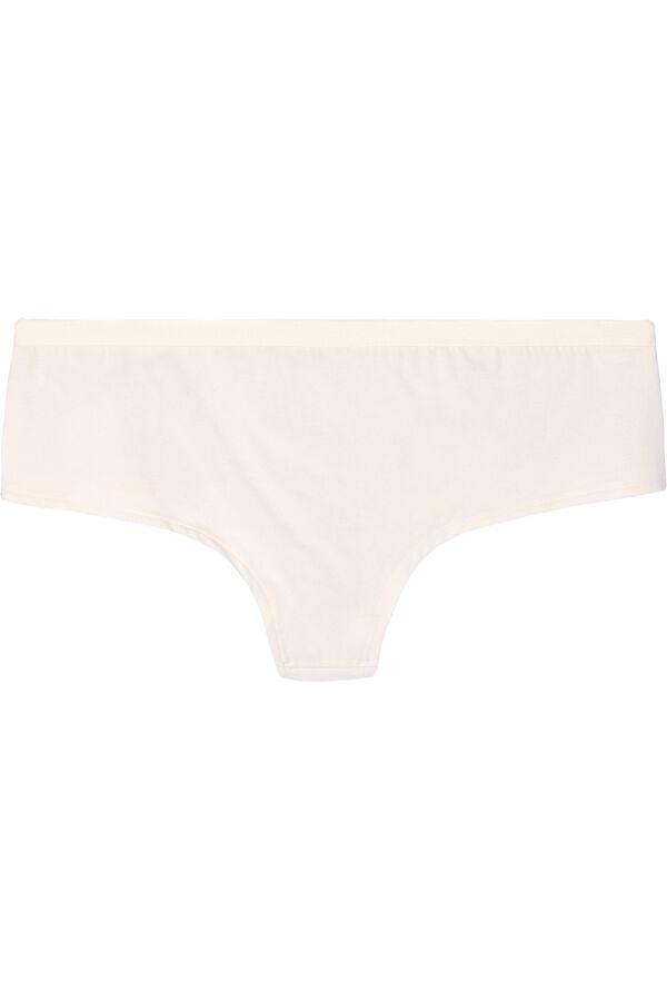 Panty aus Baumwolle