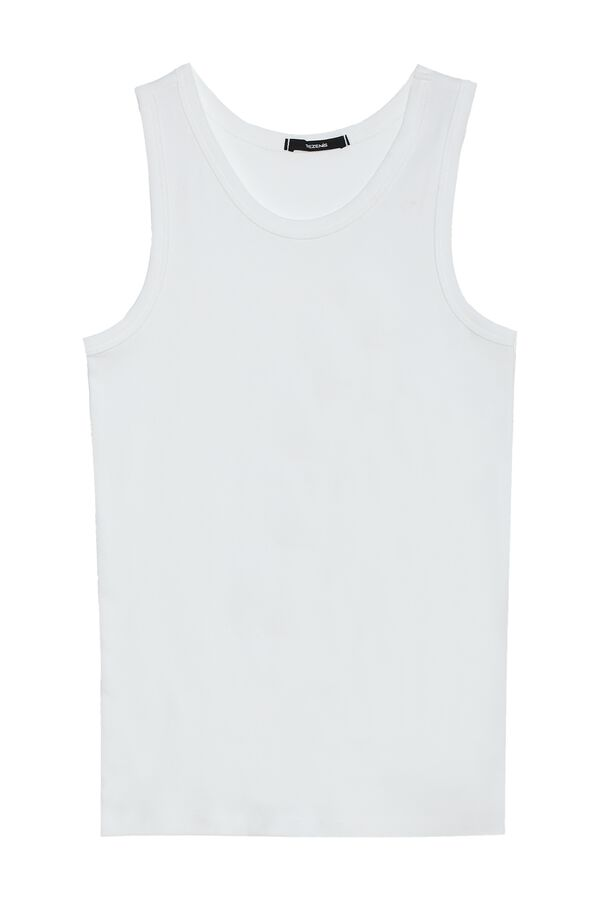 3 X Ribbed Camisole Multipack
