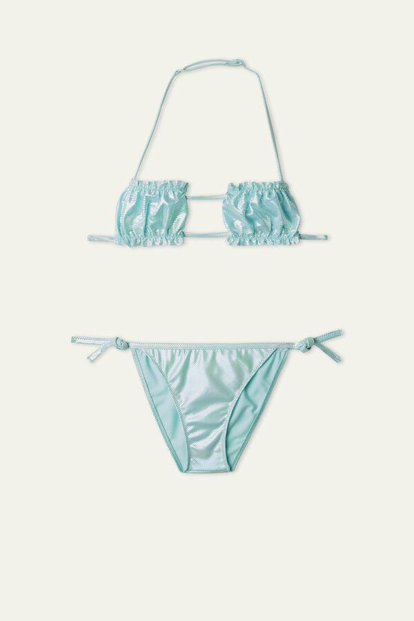 Bikini Fascia Bambina Arriccio Glossy