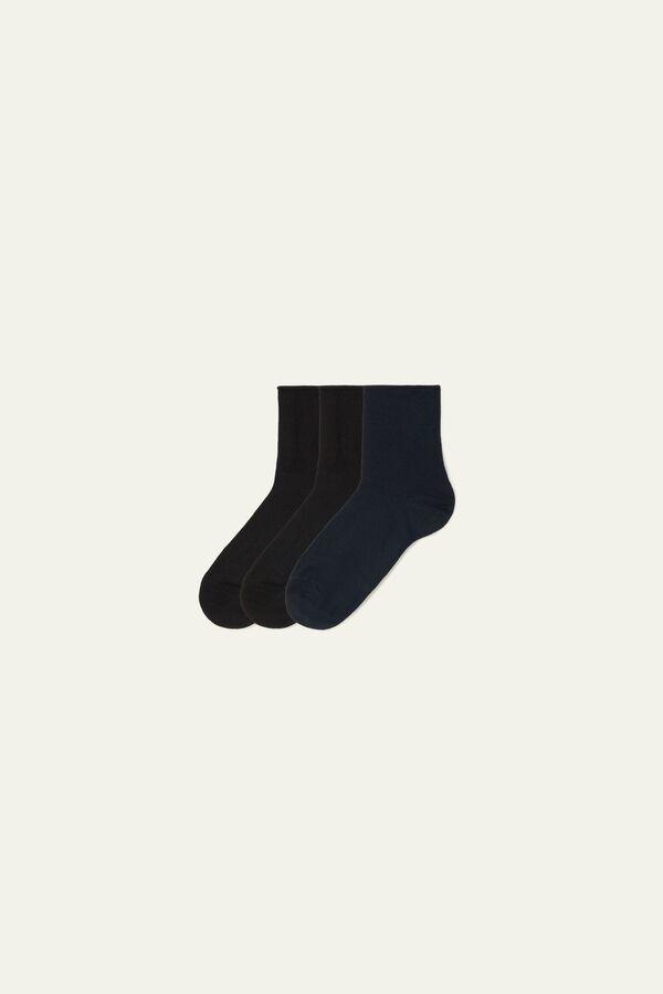 Bavlnené Ponožky, 5 Párov