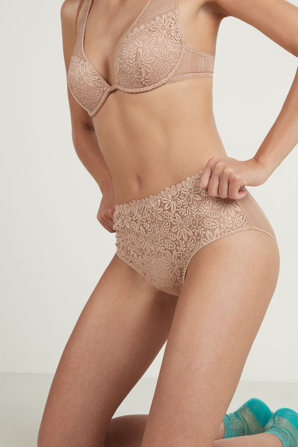 Angel Face High Waist Panties