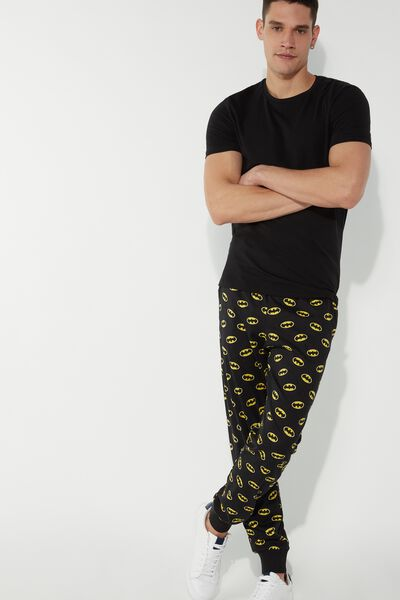 Long Comic Strip Trousers