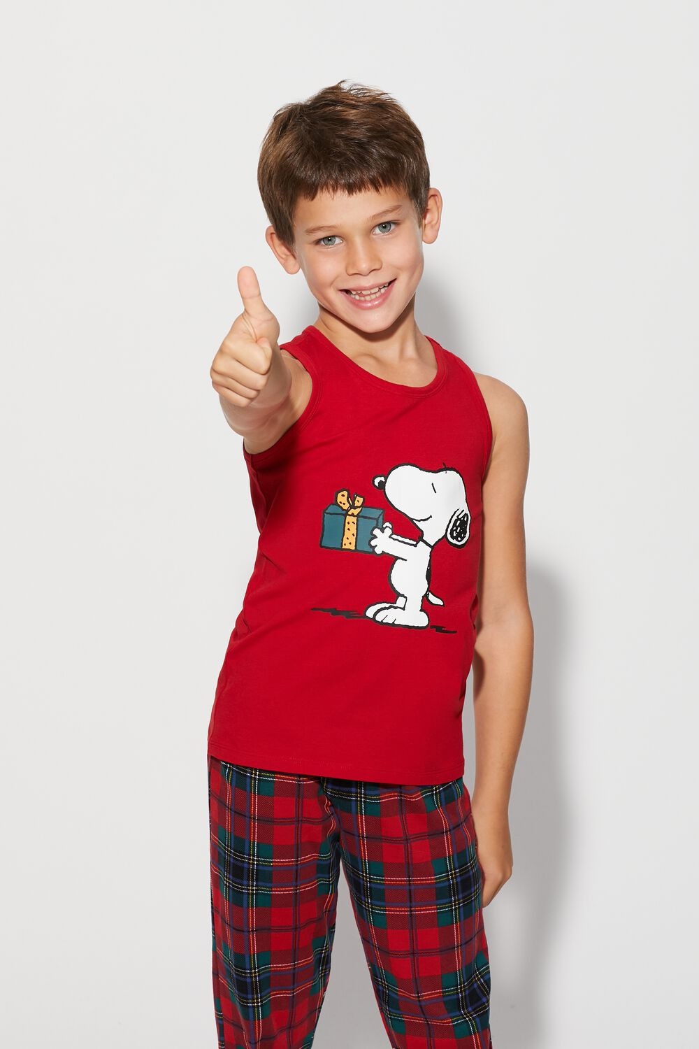 Peanuts© Cotton Vest Top