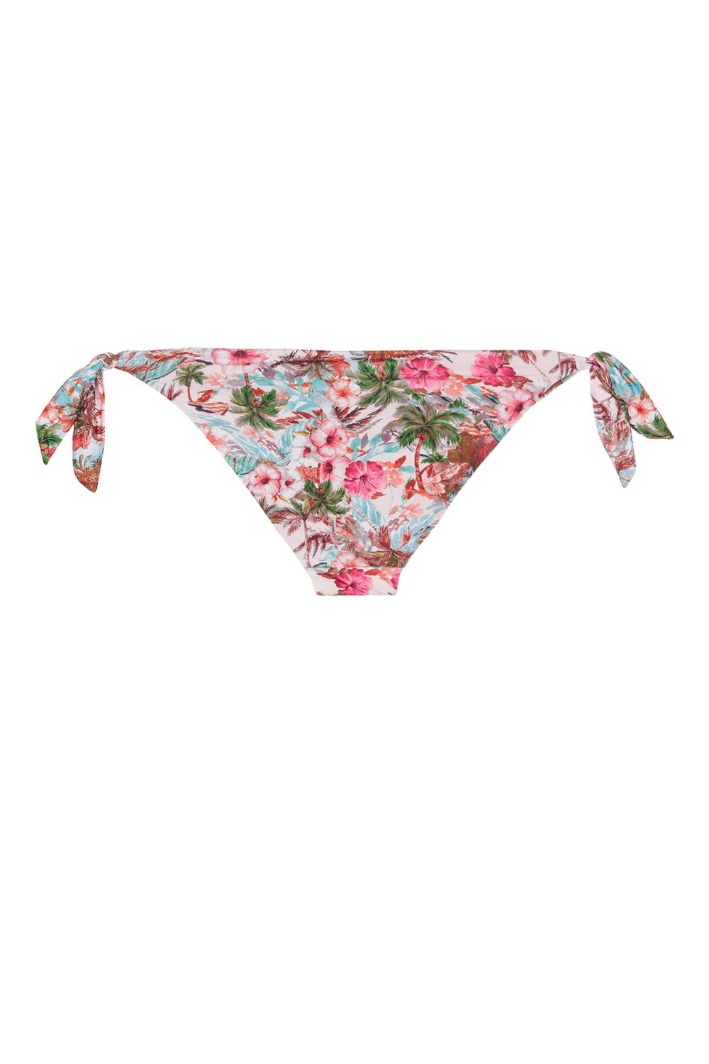 Bali Tropical Bow Brief Bikini