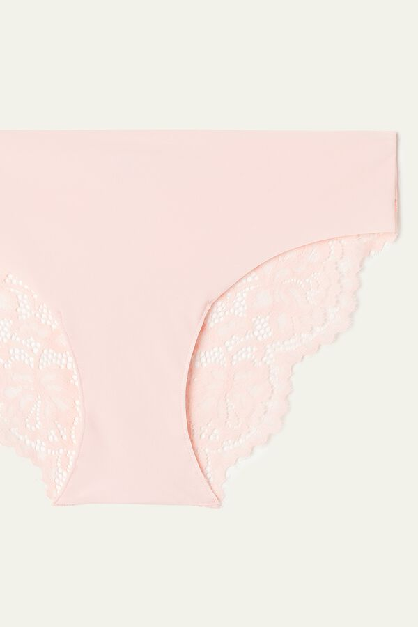 Venise Lace Laser Cut Knickers