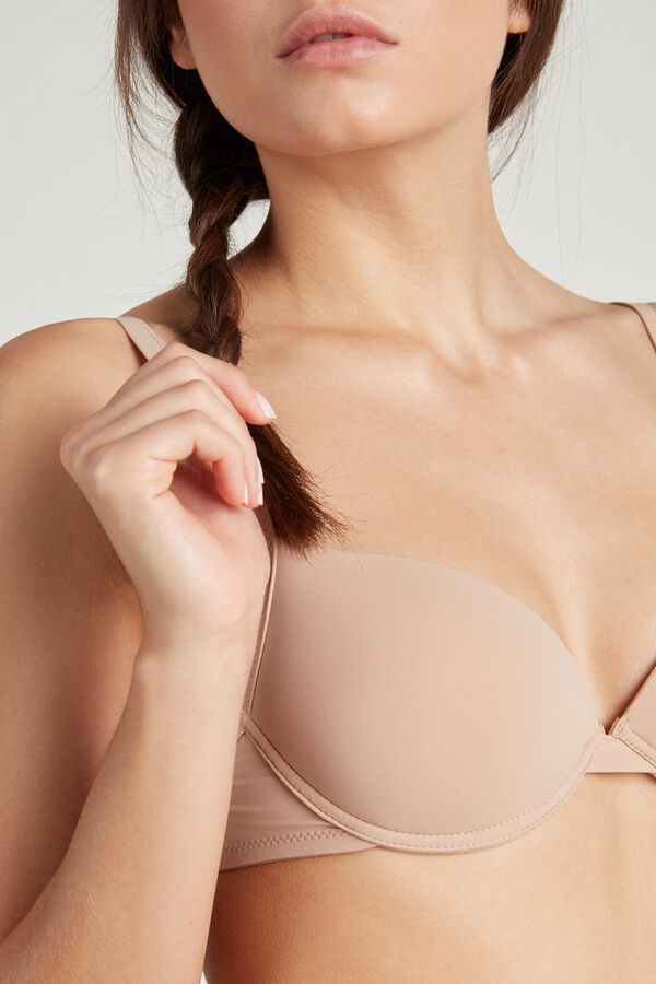Athens Push-up Bra in Microfiber