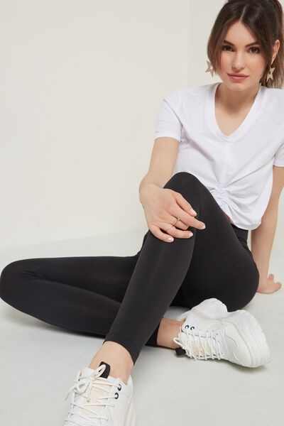 Pamut Leggings