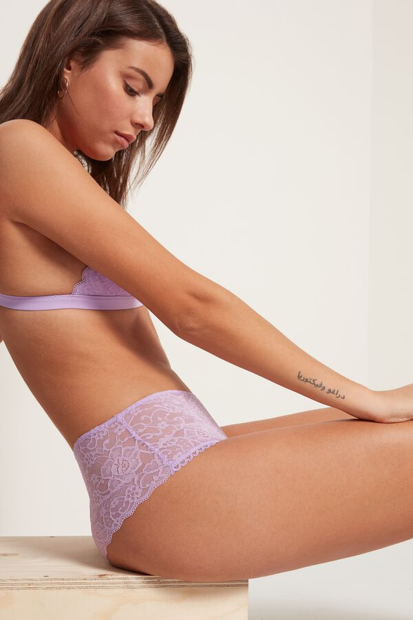 Lace French Panties