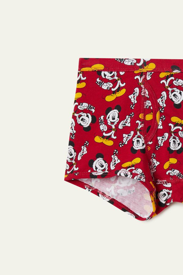Mickey Mouse Cotton Boxers