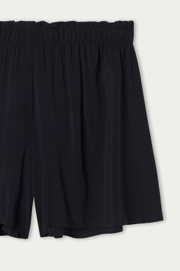 Hosenrock aus Viskosetuch