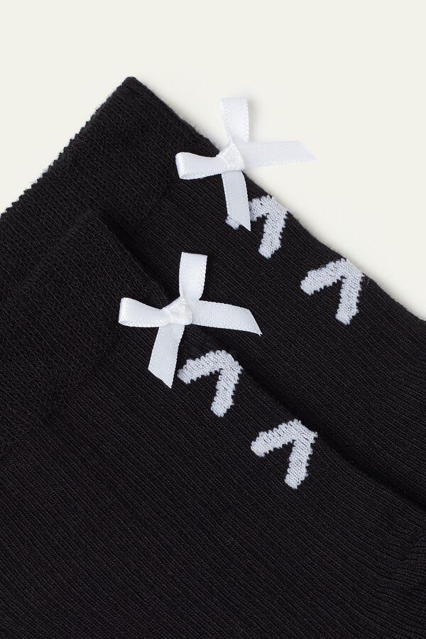 Calcetines Cortos de Algodón