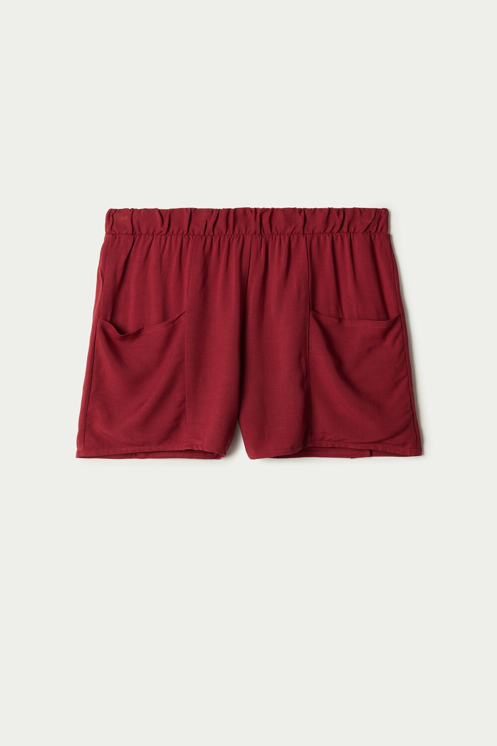 Canvas Shorts with Pockets
