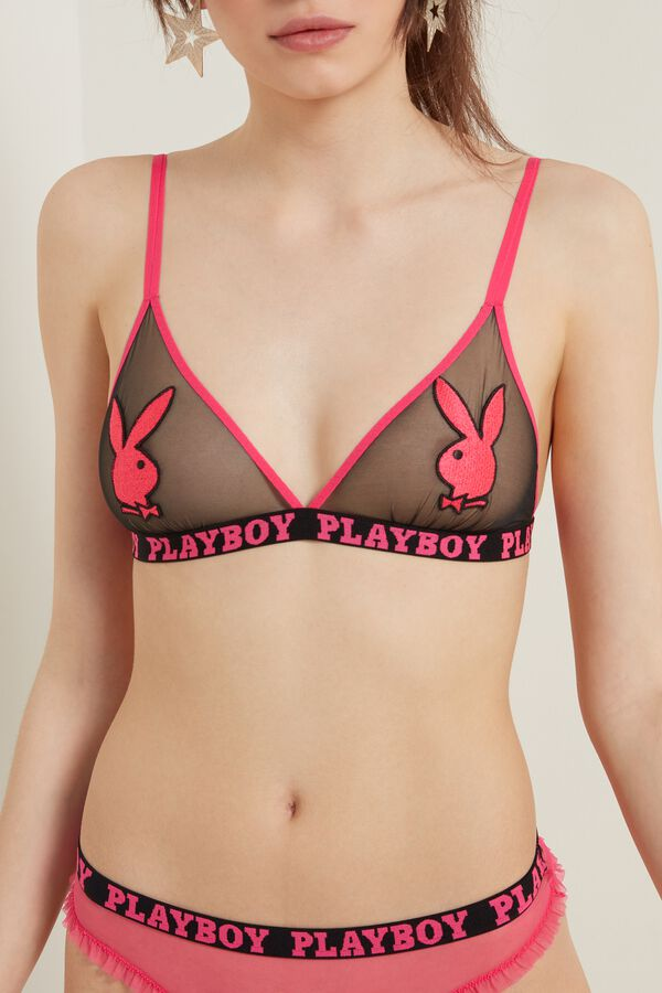 Sujetador Triangular Lisbon Playboy