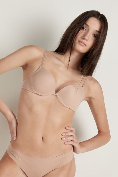 Soutien-gorge Super Push Up Los Angeles en Microfibre