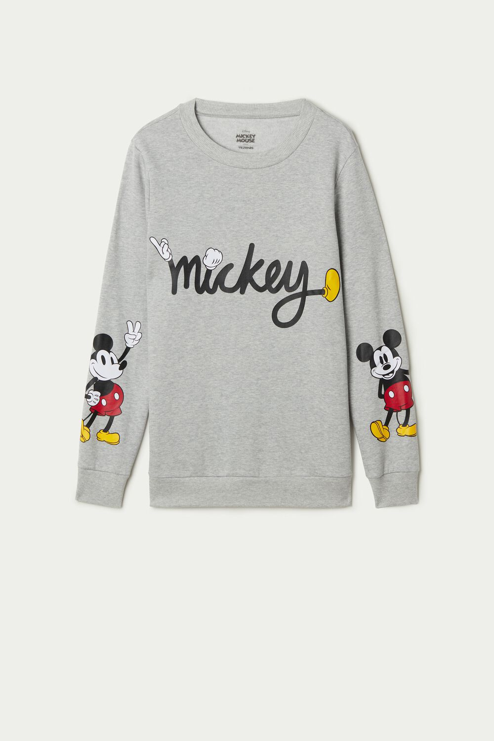 Mickey Mouse Cotton Sweatshirt