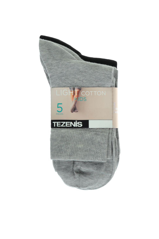 5 x Krátké Lehké Bavlněné Ponožky