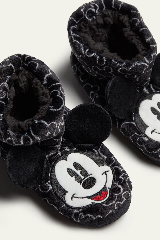 Hausstiefel Mickey Maus