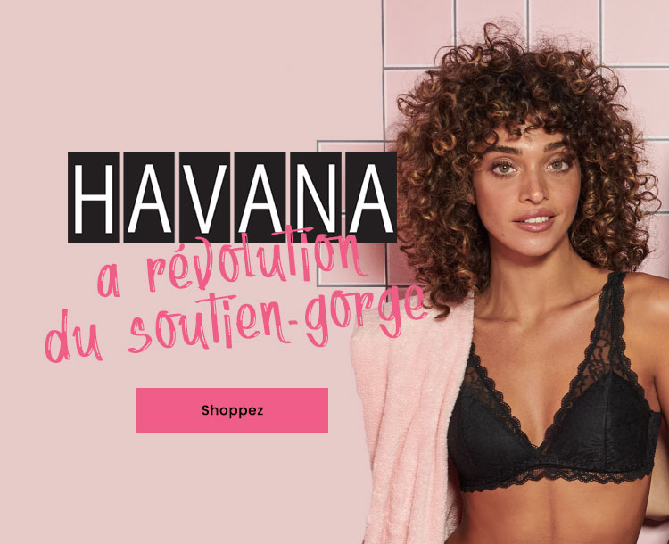 HAVANA, the bra revolution - Giulia De Lellis